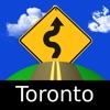 Toronto Offline Map & City Guide (w/metro!)