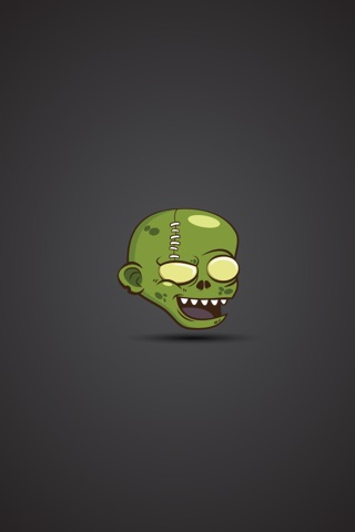 Don't Kill The Zombie - Survive The Spikes Wave Bouncy Game screenshot 2
