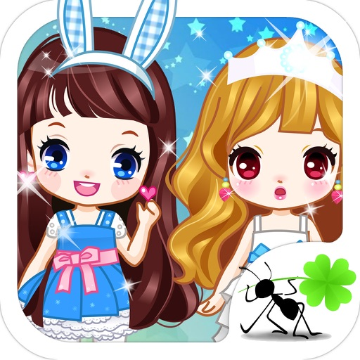 Fashion Salon: Sweet Sisters iOS App