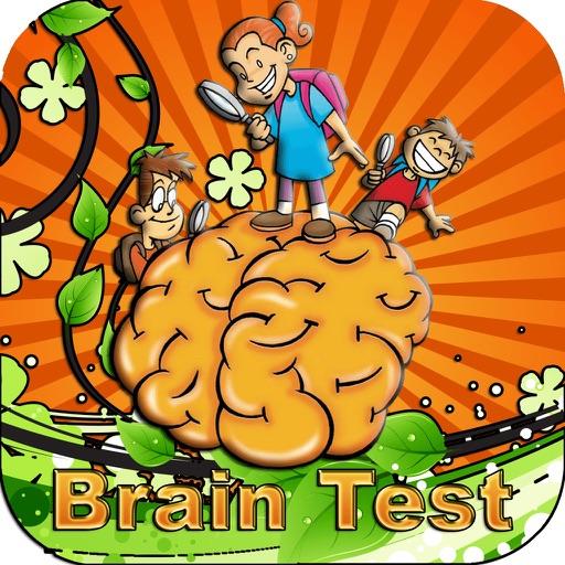 Brain Testing Free - Smart your skills while having Lots of fun. iOS App