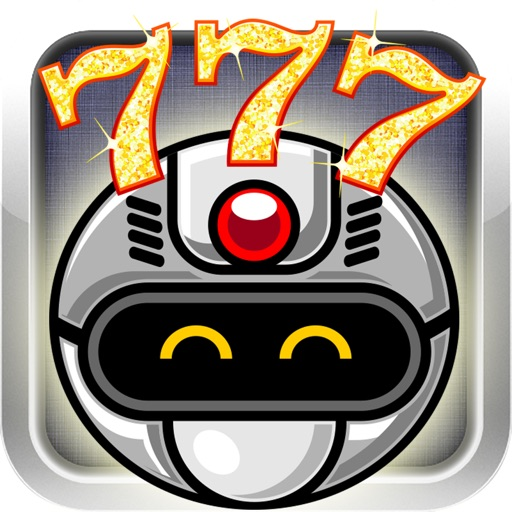 Robotic Cute Slot 777 alpha slot machine - Play tiny jackpot roulette with steel robot iOS App