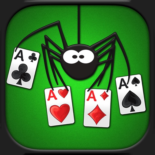 Spider Solitaire for iPad iOS App