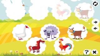 Screenshot of Animal Memorizzazione Bambini Gioco: Scopri il Pensiero Logico2