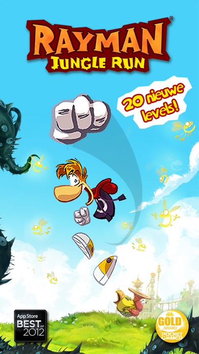 Download Rayman Jungle Run App