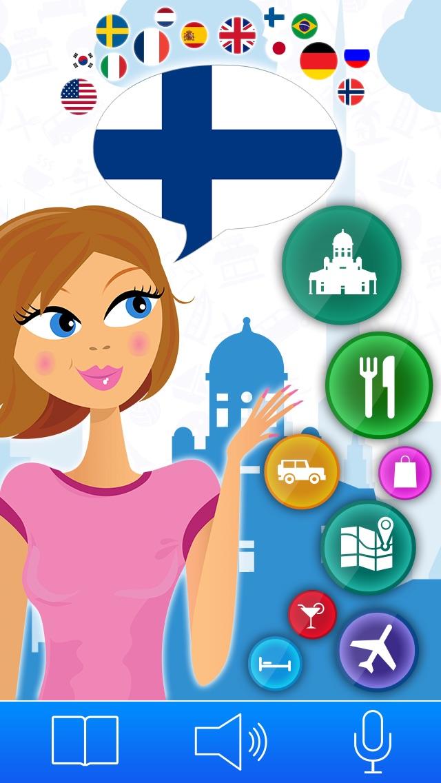 download Finés para viajar: Hablar y Leer las Palabras y Frases esenciales: Aprender un idioma apps 4