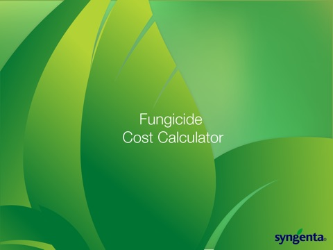 Fungicide Calc screenshot 1