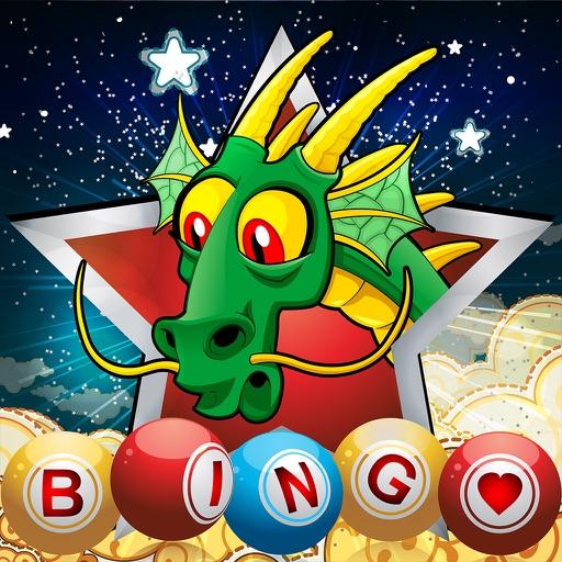 Dragon Bingo Boom - Free to Play Dragon Bingo Battle and Win Big Dragon Bingo Blitz Bonus! iOS App