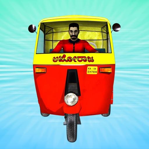 Auto Rickshaw Rash (Ad-Free Version) iOS App