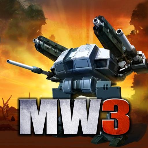 金属咆哮3:MetalWars3