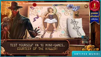 Deadly Puzzles: Toymaker (Full) screenshot 3