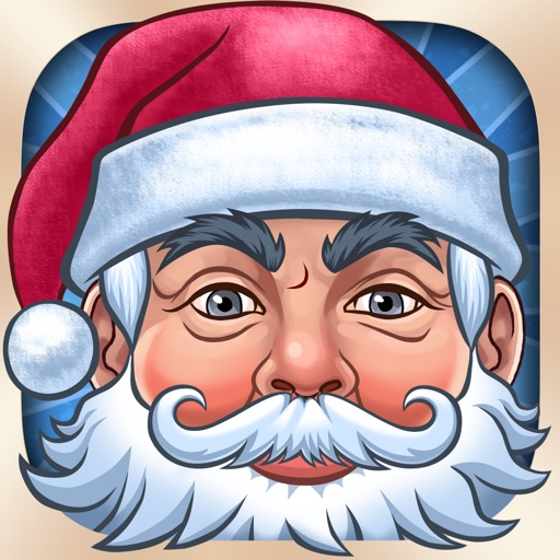 Santify - Make yourself into Santa, Rudolph, Scrooge, St Nick, Mrs. Claus or a Christmas Elf