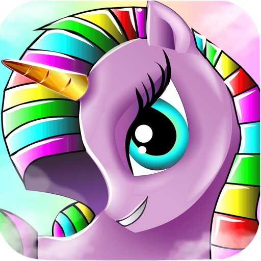 Pony Fashion - Dress Up Salon Maker and Baby Makeover For Girls iOS App