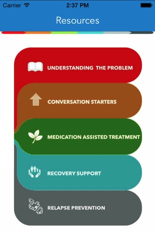 Opioid Overdose Prevention App screenshot 2