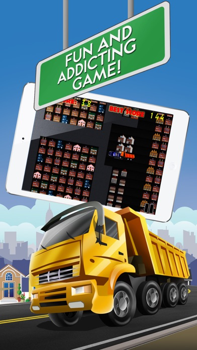 Construction Truck Parking Lot Zone screenshot one