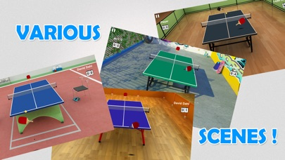 Virtual Table Tennis Скриншоты5