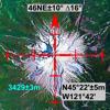 MapTool - GPS, Brújula, Altitud, Velocidad, UTM, MGRS y Declinación Magnética