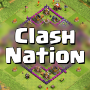 Clash Nation - Community for Clash of Clans! Wiki, Builder, Tips & More icon
