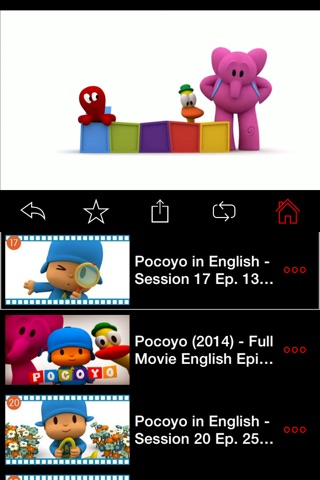 PonyViewer - Kids TV Viewer screenshot 2