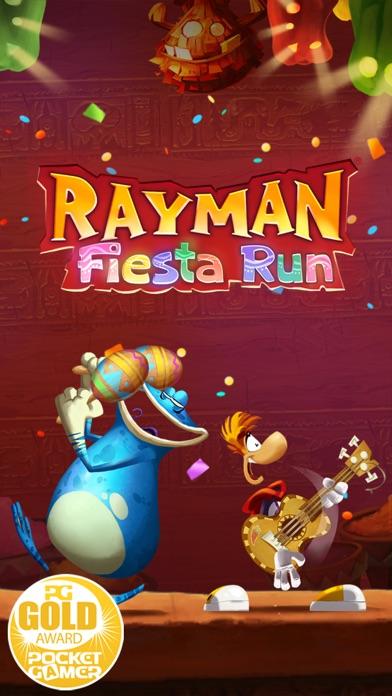 Rayman Fiesta Run Скриншоты3