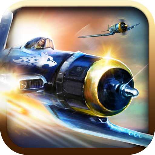 搏擊長空:風暴突擊隊 Sky Gamblers - Storm Raiders for Mac