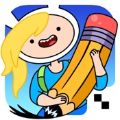 Adventure Time Game Wizard - maak je eigen avontuur Time Games