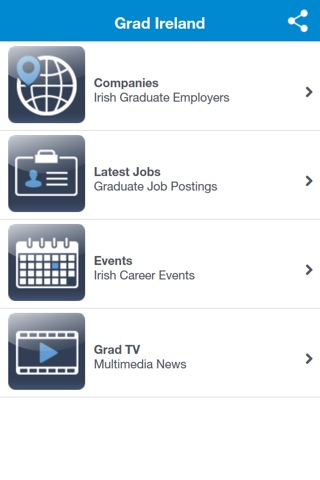 Grad Jobs Ireland screenshot 1