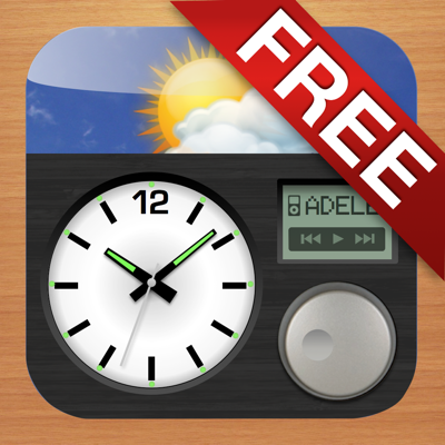 Lifelike Alarm Clock and Weather HD Free app review: more than just the weather