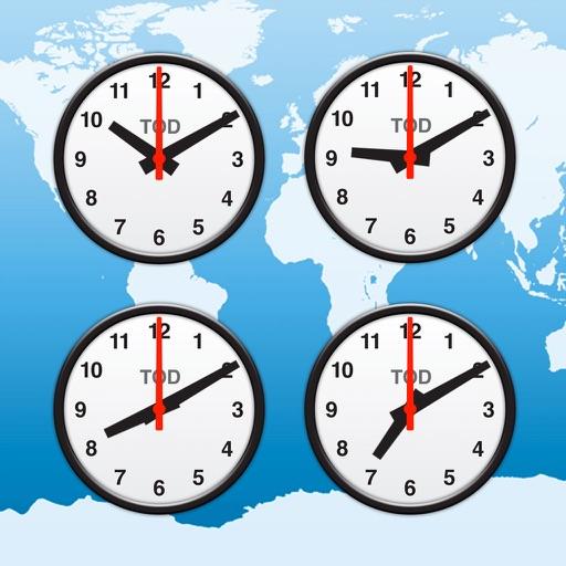 世界时钟 (News Clocks)