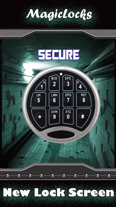 Download MagicLocks - Custom Lock Screen Backgrounds & Wallpapers with Creativity App