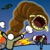 Evil Worm - Stickman Edition