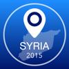 Guía de Siria Offline Mapa + Ciudad Navegador, Atracciones y Transportes