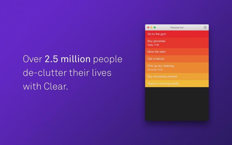Clear pour Mac disponible et à -50%-capture-1