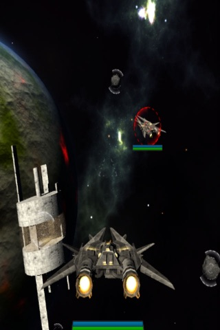 Pilot space shooter screenshot 2
