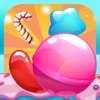 `` A Candy Rescue Mania `` - Blast the sweet gummy to drop all jelly blocks !!
