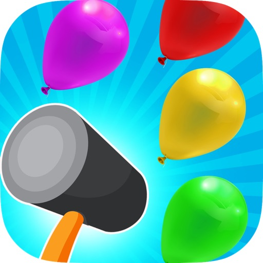 A Zany Party Super Bloons Popping - Tower Battle Challenge Game Free iOS App