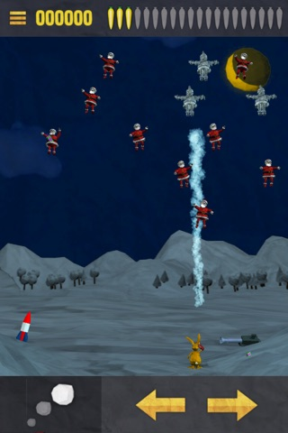 Xmas Invaders 3D screenshot 3