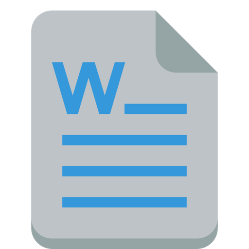Document Writer Pro - For MS Word and Open Office