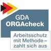 GDA-ORGAcheck
