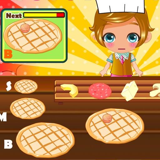 pizza shop iOS App