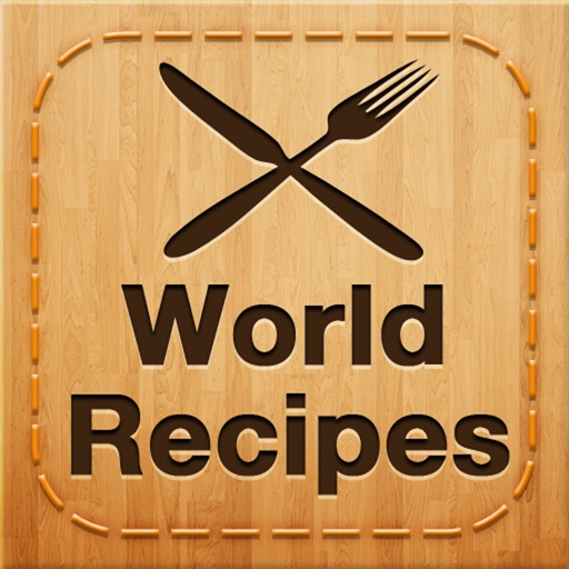 世界美食家:World Recipes – Cook World Gourmet