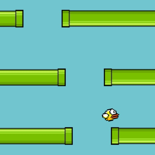 Chaos Bird iOS App