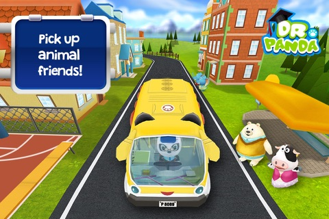 Dr. Panda Bus Driver screenshot 3