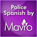 Police Spanish Guide (PSG) icon