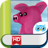 Three Little Pigs - Have fun with Pickatale while learning how to read!