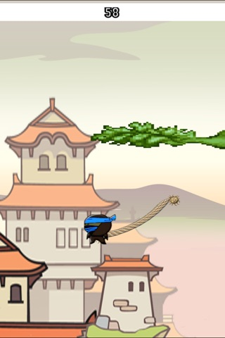 Top Bouncy Ninja Free Game screenshot 3
