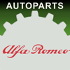Autoparts for Alfa Romeo