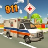 911 Emergency Ambulance Simulator - Rescue Patients in Time & Test Your Driving and Parking Skills