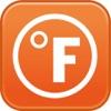 Digital Thermometer - Current Temperature in Celcius or Fahrenheit, Humidity, and Atmospheric Pressure Pyrometer