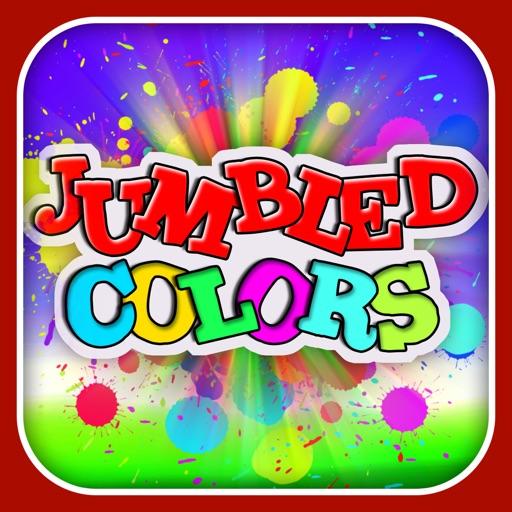 Jumbled Colors iOS App