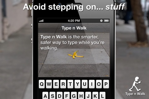 Type n Walk screenshot 3